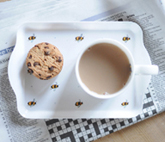 Busy Bee Mini Melamine Tray Lifestyle High Res